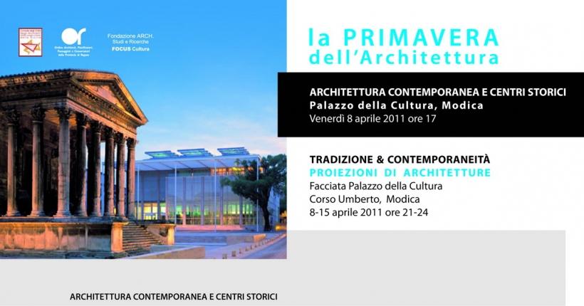 Architettura contemporanea e centri storici