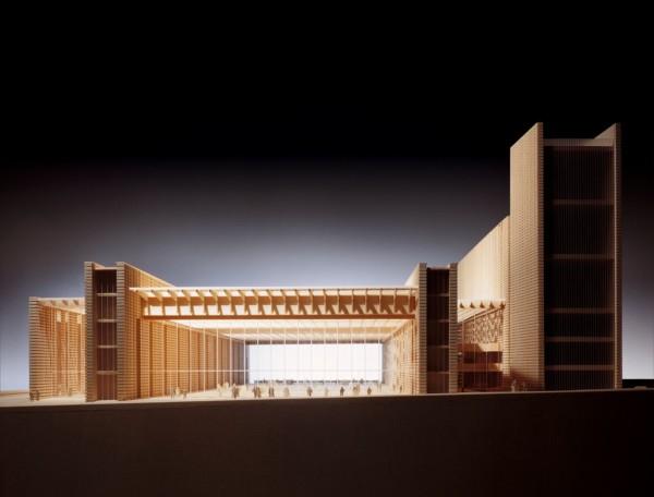 Concorso per Palazzo delle Esposizioni Eur